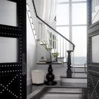 красивое декорирование входных дверей своими руками фото