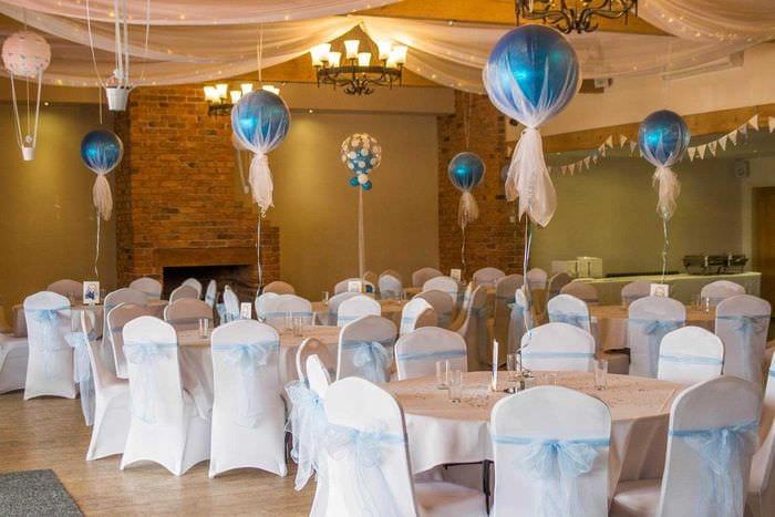 Украшение зала на свадьбу: 75 современных идей оформления | фото