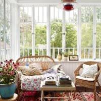 необычный дизайн квартиры в весеннем стиле фото