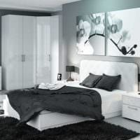 яркий фасад спальной комнаты картинка