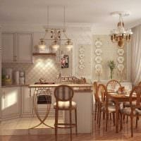 красивый интерьер квартиры в стиле прованс картинка