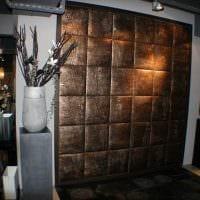 красивый декор квартиры со стеновыми панелями фото
