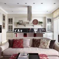 светлый интерьер спальни в стиле прованс фото