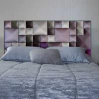 необычный интерьер гостиной со стеновыми панелями фото