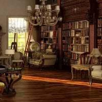 необычный дизайн спальни в викторианском стиле фото