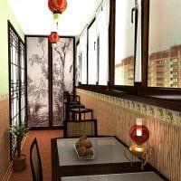 яркий дизайн квартиры в восточном стиле фото