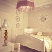 яркий дизайн комнаты в стиле прованс фото