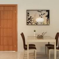 деревянные двери в стиле дома фото