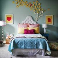 необычное оформление комнаты своими руками фото