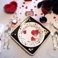 оригинальное украшение комнаты своими руками на день святого валентина фото
