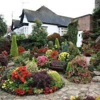 красивое оформление дизайна загородного дома подручными средствами фото