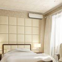 светлый декор квартиры со стеновыми панелями картинка