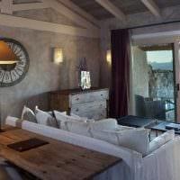 оригинальный дизайн квартиры в средиземноморском стиле фото