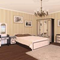 красивый стиль спальной комнаты фото