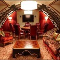 красивый стиль комнаты в восточном стиле картинка