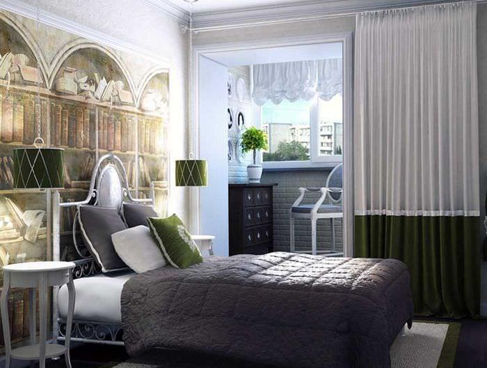 необычный дизайн квартиры в средиземноморском стиле