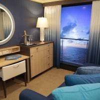 необычный декор спальни картинка