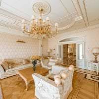 светлый стиль спальни в викторианском стиле фото