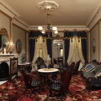 необычный дизайн спальни в готическом стиле фото