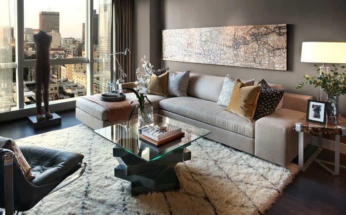 считается нижней коричневый пол фото дизайн квартиры результате