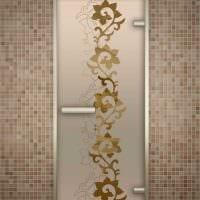 оригинальное декорирование межкомнатных дверей подручными материалами фото