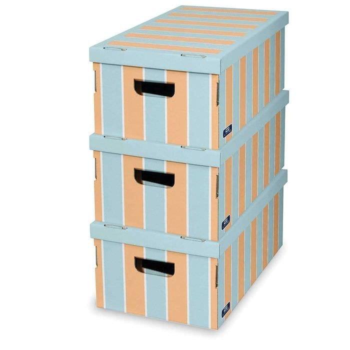 красивое украшение коробок для хранения подручными материалами