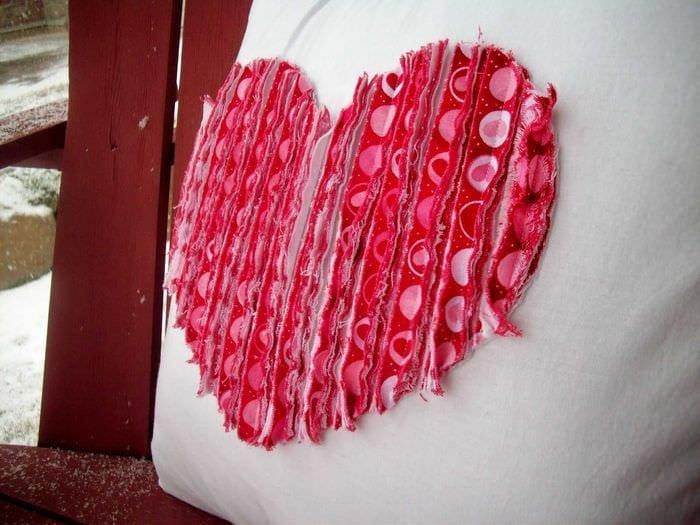 необычное декорирование комнаты своими руками на день святого валентина