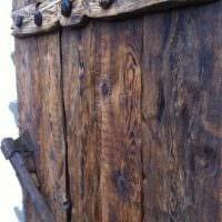 оригинальное оформление декора дачного участка подделками фото