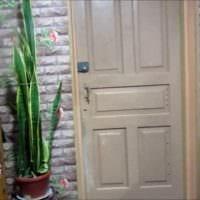 красивое украшение входных дверей своими руками фото