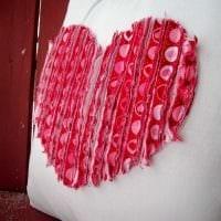 оригинальное украшение комнаты подручными материалами на день святого валентина картинка