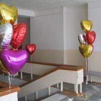 яркое украшение квартиры своими руками на день святого валентина фото
