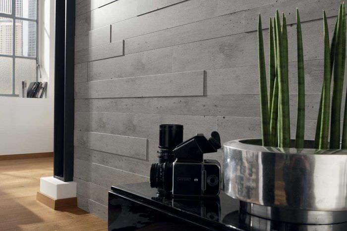 яркий декор квартиры со стеновыми панелями