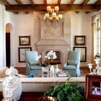 красивый дизайн квартиры в средиземноморском стиле картинка