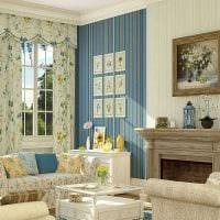 светлый стиль комнаты в стиле прованс фото