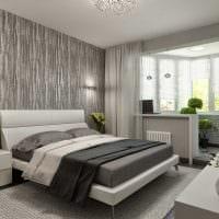 красивый стиль спальни гостиной картинка