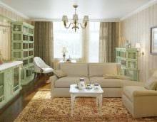 красивый дизайн квартиры в стиле прованс картинка