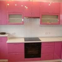 сочетание темного розового в декоре квартиры с другими цветами картинка