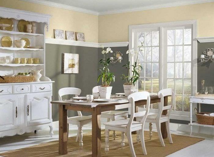 сочетание яркого серого в дизайне гостиной с другими цветами