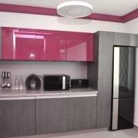 сочетание светлого серого в интерьере гостиной с другими цветами картинка