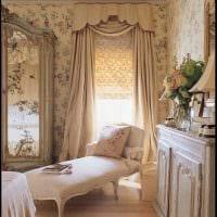 сочетание светлых тонов в декоре спальни фото