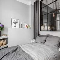 сочетание темного серого цвета в интерьере дома картинка