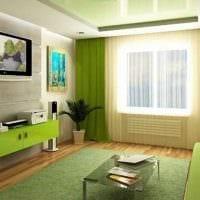 сочетание светлых цветов в дизайне комнате фото