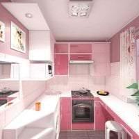сочетание яркого розового в дизайне комнаты с другими цветами фото