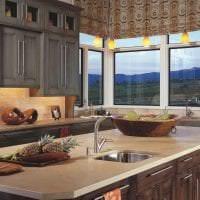 сочетание яркого серого в декоре дома с другими цветами фото