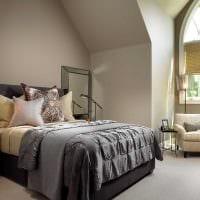 яркий дизайн комнаты в готическом стиле картинка
