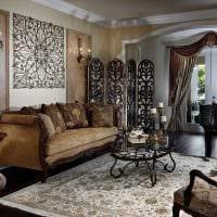 современный дизайн квартиры в готическом стиле фото