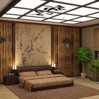 необычный стиль гостиной в восточном стиле фото