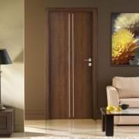 межкомнатные двери в дизайне дома картинка
