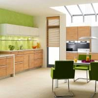 яркий интерьер комнаты в весеннем стиле картинка