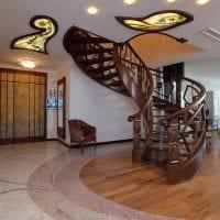 красивый дизайн дома в стиле модерн фото